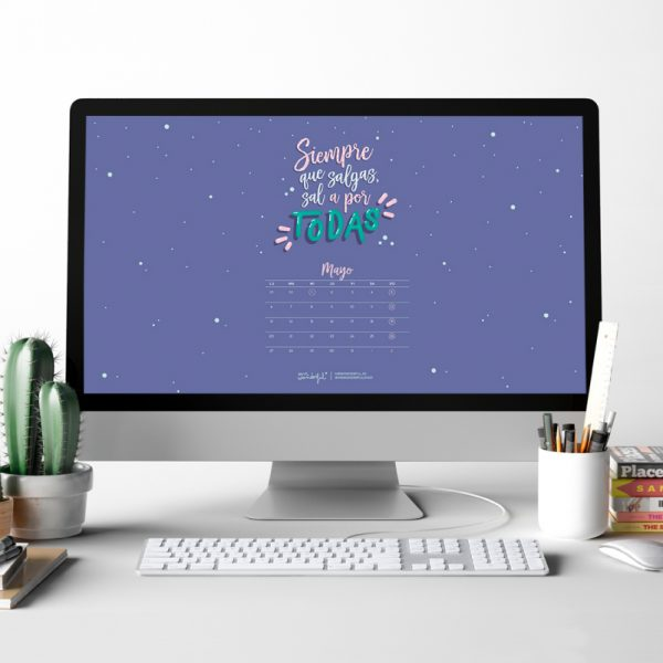 Fondo de pantalla Mr. Wonderful de mayo
