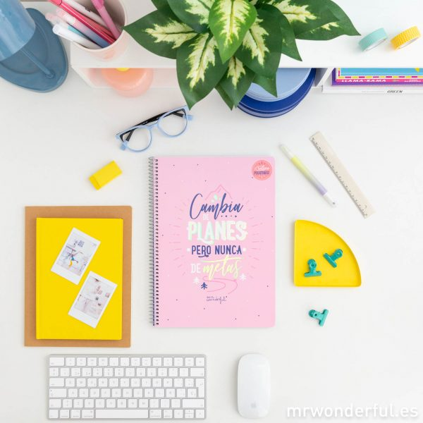Libretas Mr. Wonderful A4