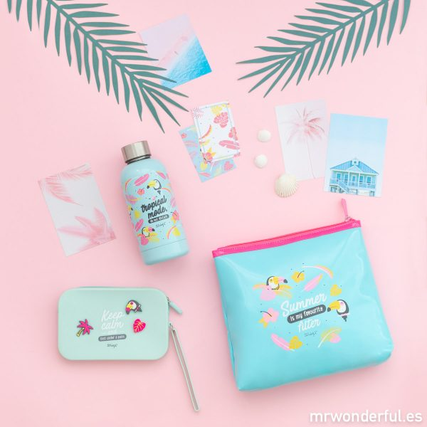 Tropical Vibes Collection by Mr. Wonderful