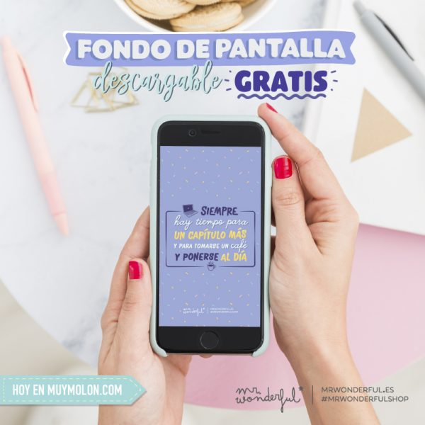 Fondos de pantalla bonitos Mr. Wonderful