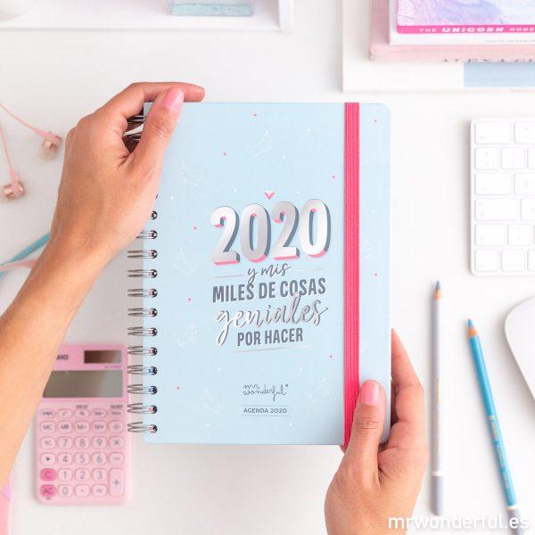 Agenda anual 2020