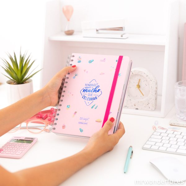 Agendas anuales Mr. Wonderful 2020