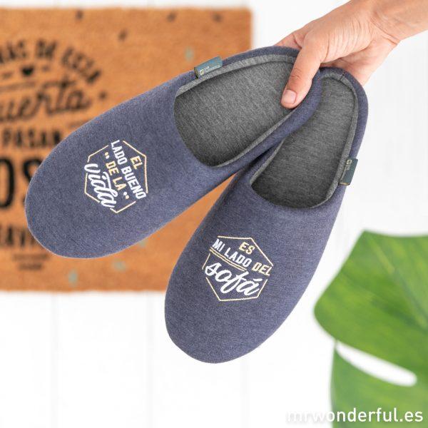 zapatillas de casa Mr. Wonderful