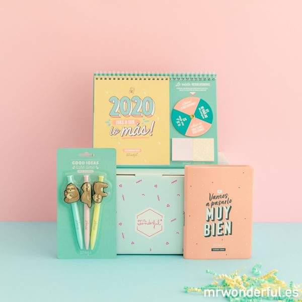 Kits de regalo Mr. Wonderful