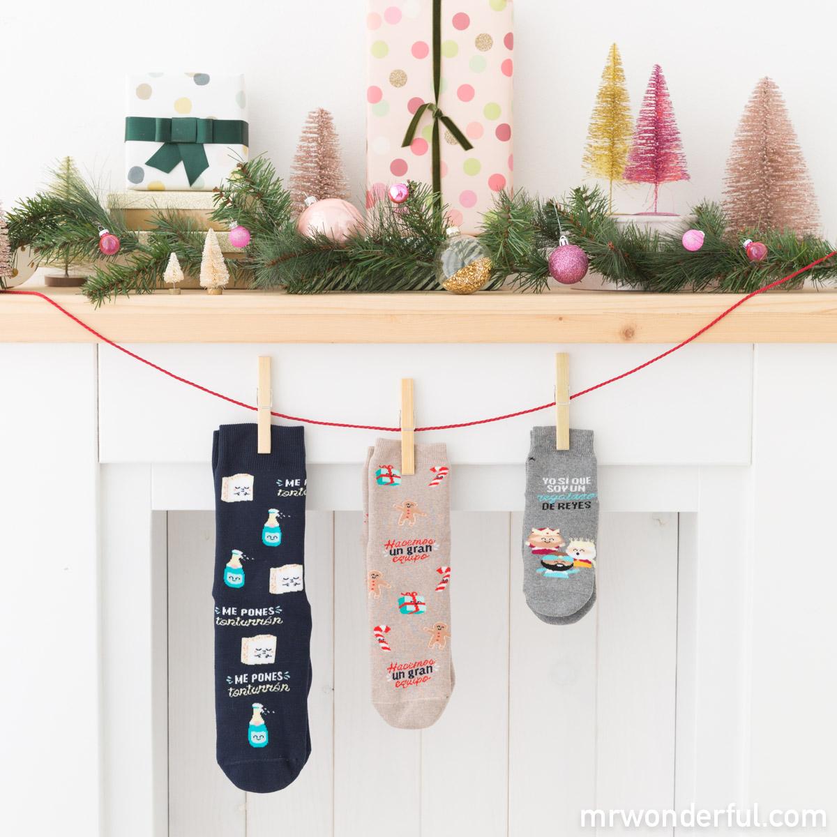 MDFE Manta de Navidad para ni/ños y ni/ñas