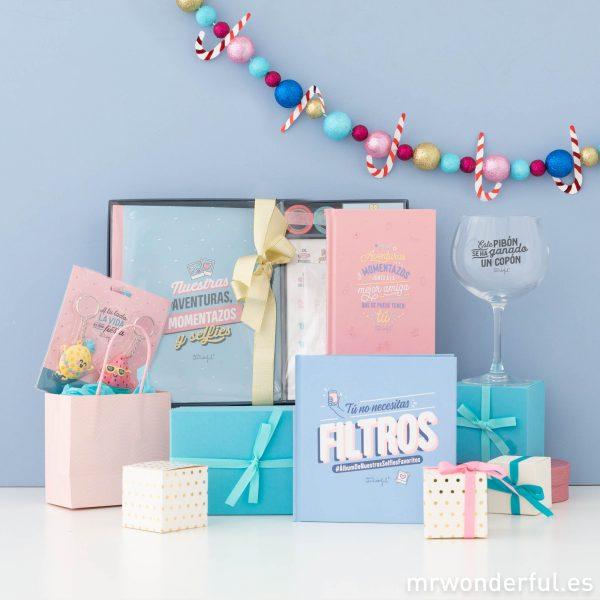Colección Amistad llena de regalos para amigas