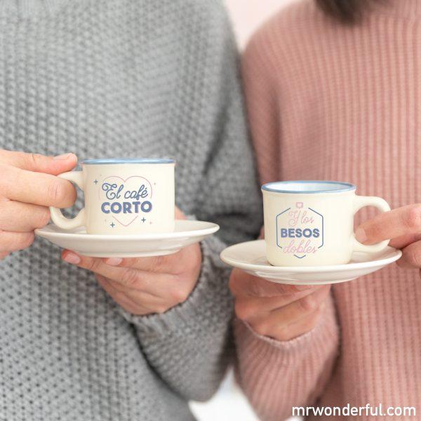 Tazas de café para regalar en San Valentín