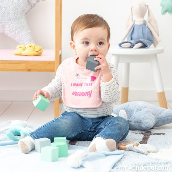 Nueva colección de pijamas premamá y ropa de bebé de Mr. Wonderful para Prénatal