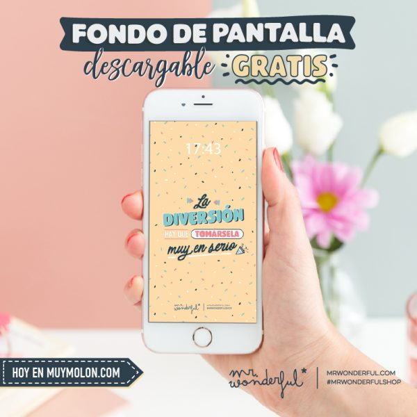 Fondos de pantalla Mr. Wonderful gratis