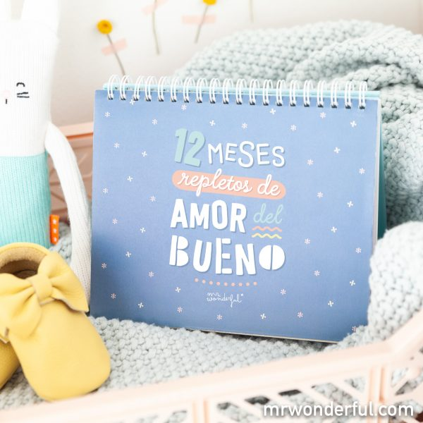 Cuentameses Mr. Wonderful, un regalo para bebé de lo más original