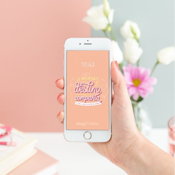 Fondo de pantalla Mr. Wonderful para smartphone