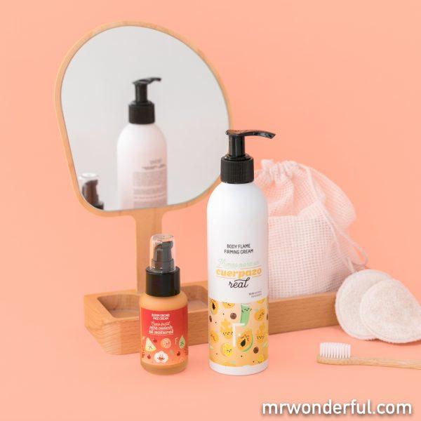 Freshly Cosmetics by Mr. Wonderful lanzan una nueva edición limitada compuesta por una crema facial y una crema corporal.