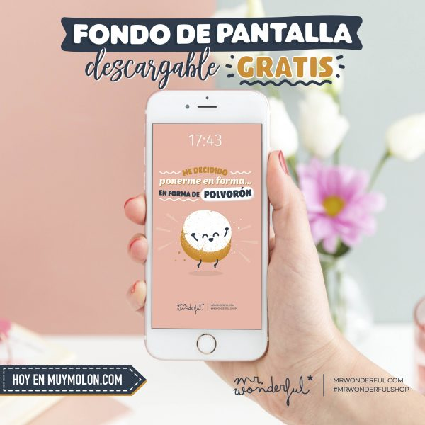 fondo de pantalla gratis diciembre 2020 Mr. Wonderful